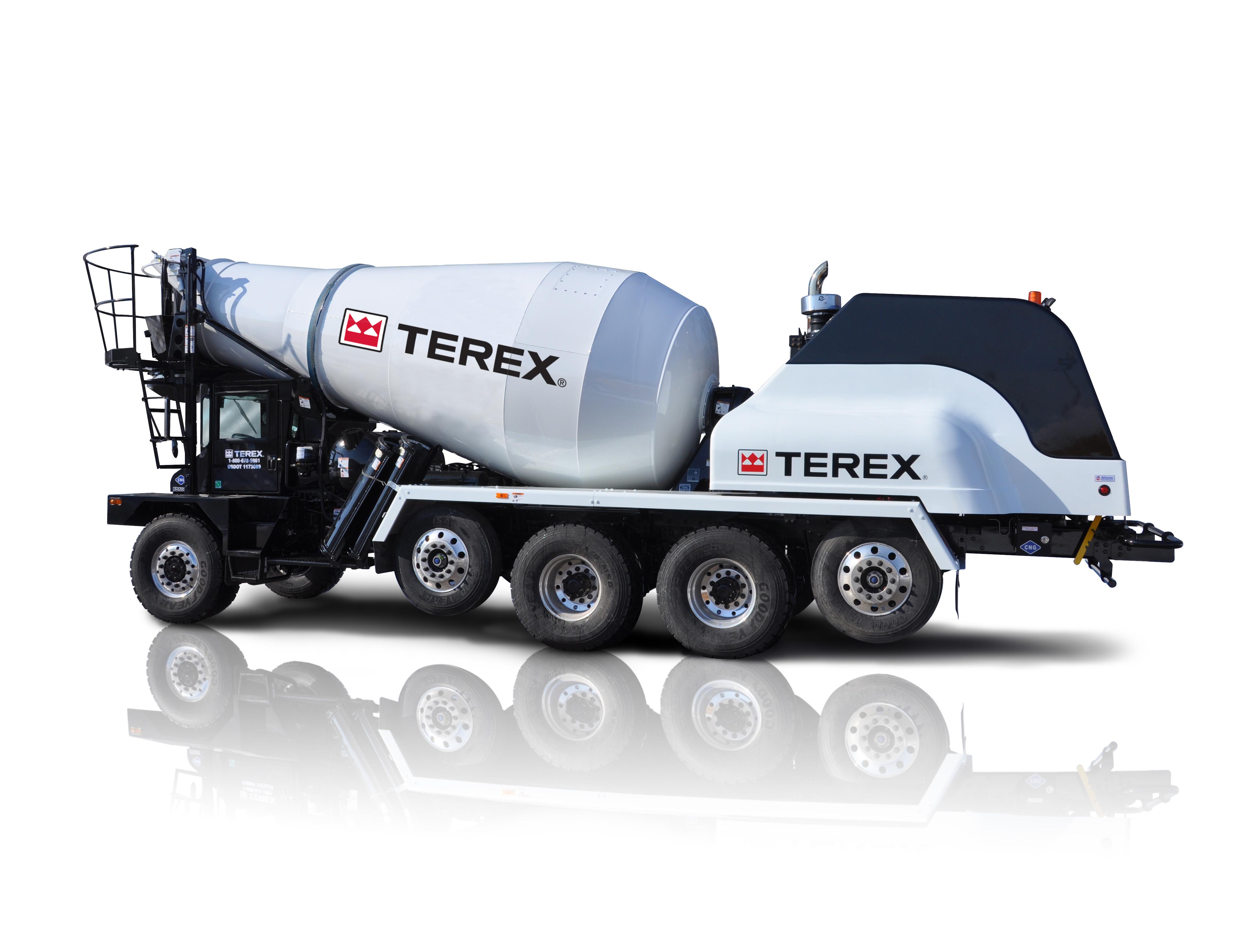 Fueling Innovation With Terex Ozinga Energyozinga Energy