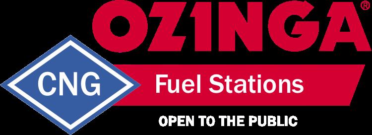 Ozinga CNG fueling Station Logo