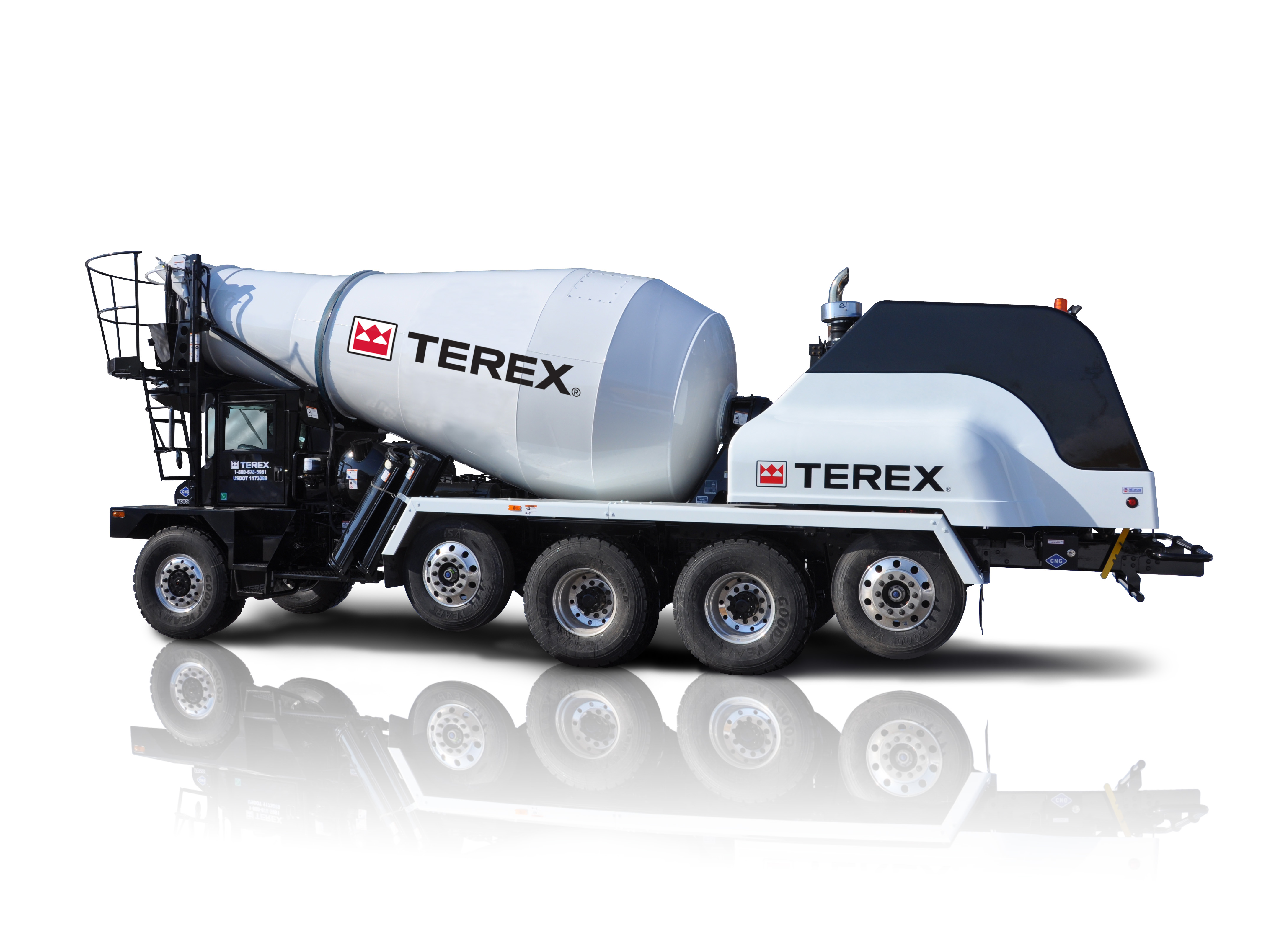 Natural Gas Mixer ~ Fueling innovation with terex ozinga energy