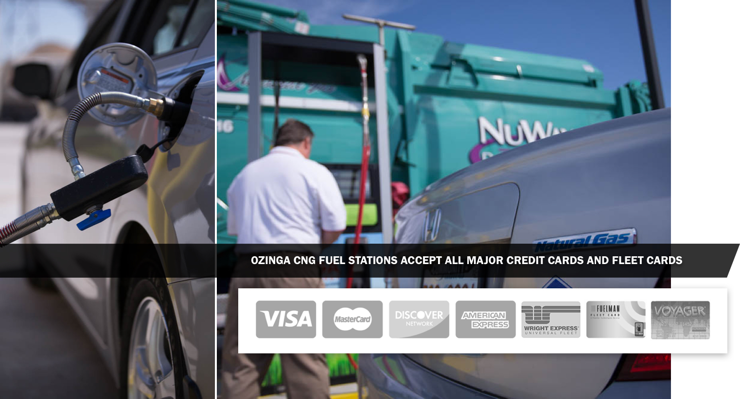 energy CNG fueling