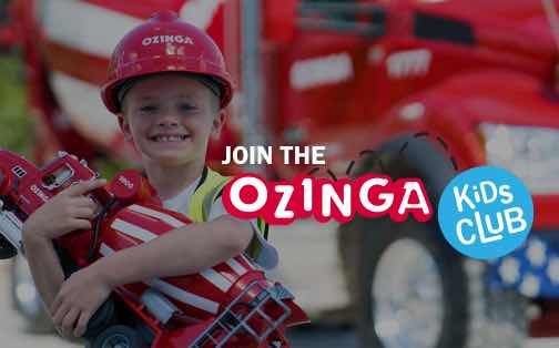 Join the Ozinga kids club