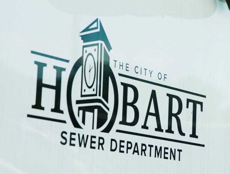Hobart sewer department